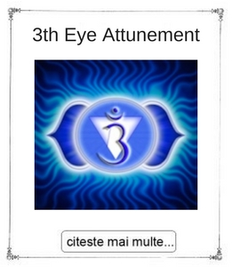 3th Eye Attunement initieri