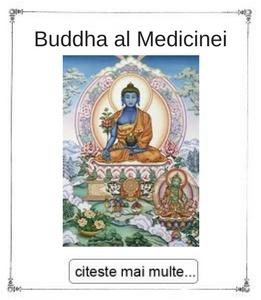 Buddha al Medicinei initieri