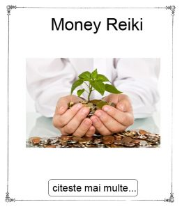 Money reiki initieri