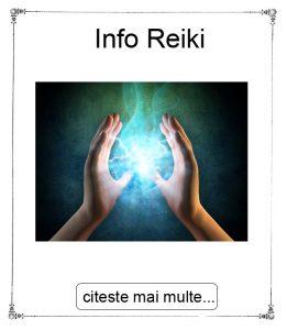 Info Reiki initieri