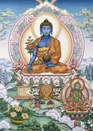Buddha al Medicinei, Vindecator al luminii Lapis-Lazuli