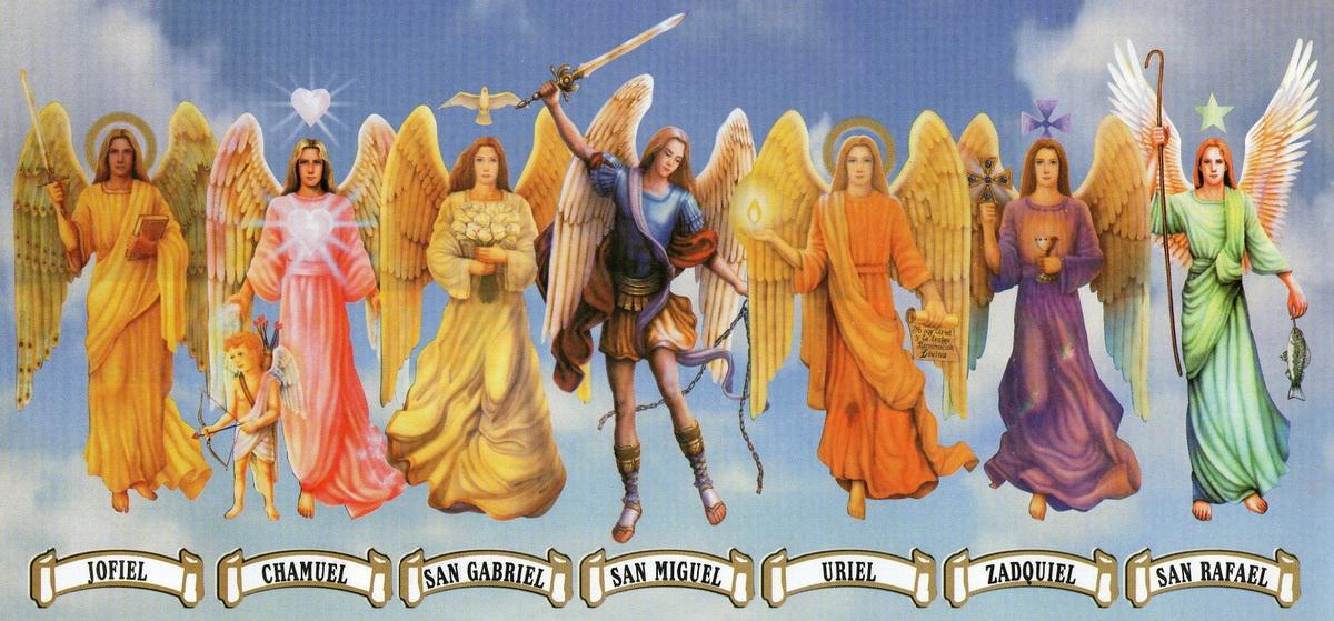 Rugaciunea celor 7 Arhangheli - Centrul de Sanatate Gabriela