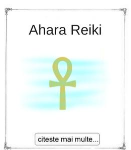 Ahara Reiki